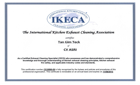 Hunter Engineering : The International Kitchen Exhaust Cleaning ...